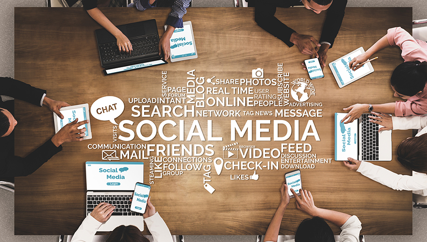 NLE Social Media - Marketing consulting